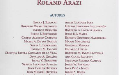 HOMENAJE AL MAESTRO Y AMIGO – JORGE A. ROJAS