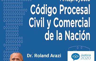 LA ORALIDAD EN EL ANTEPROYECTO DE CÓDIGO PROCESAL CIVIL Y COMERCIAL DE LA NACIÓN