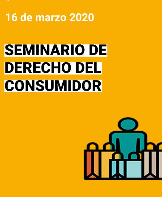 Seminario de DERECHO DEL CONSUMIDOR
