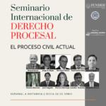 Seminario Internacional de Derecho Procesal